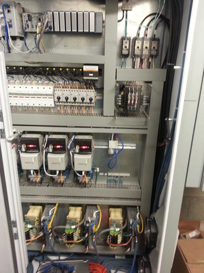 Control Panels - Automated Design & Control